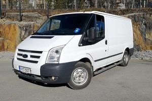 Vuokraa pakettiauto Ford Transit 6m³